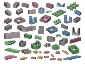 Sokféle minőségi építőanyag