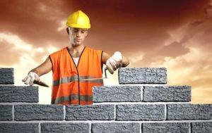 Az építőipar azon iparágak gyűjtőneve, melyek az épített tereket hozzák létre a társadalom számára.