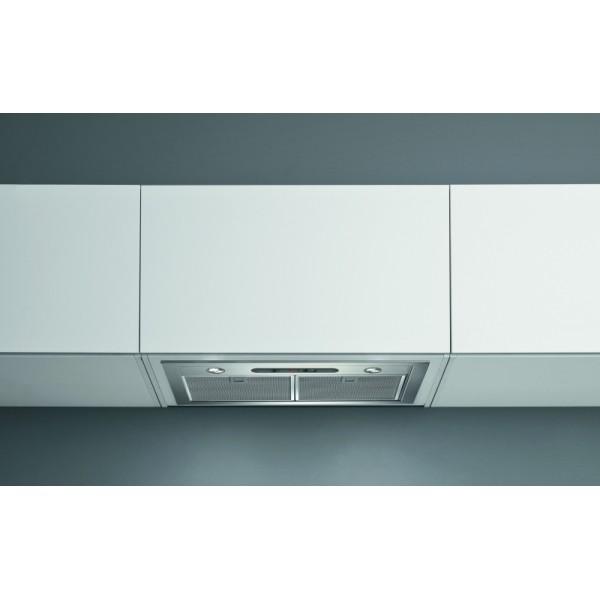 A konyhámba egy olyan felsőszekrénybeépíthetőpáraelszívót kerestem, amely viszonylag takarékos, világítós, nem túl zajos és lehetőleg esztétikus, már amennyire egy ilyen légtechnikai eszköz esztétikus lehet.