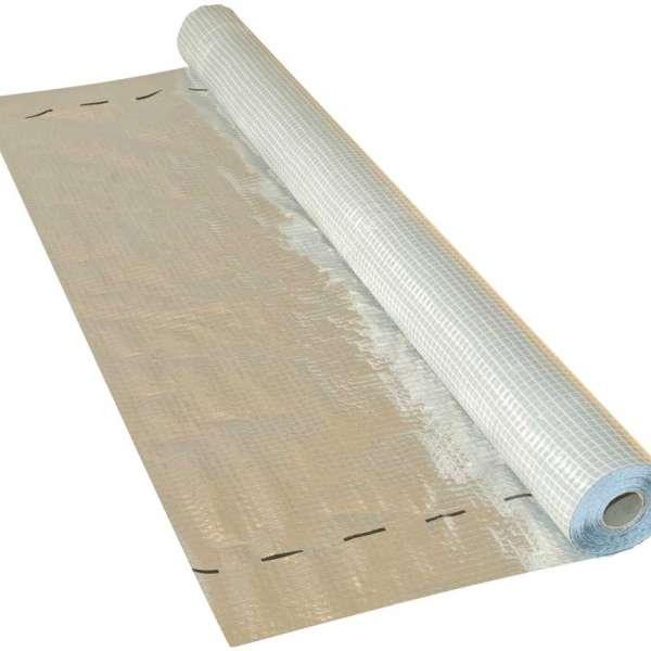 Masterplast MASTERFOL SOFT ALU - E polietilén fólia (75 m2)